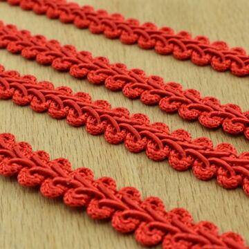 Bortni – Piros színben, 12mm