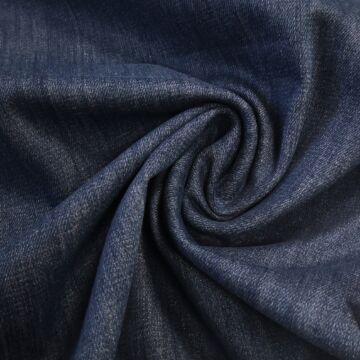 Farmervászon – Középkék színben, elasztikus 17832