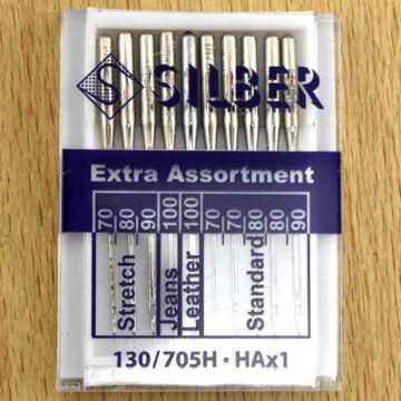 SILBER varrógéptű – Háztartási géphez, Extra szortiment, 70-100