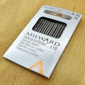 MILWARD varrótű – Speciális acél varrótű készlet, NO.5-10, 212 1311