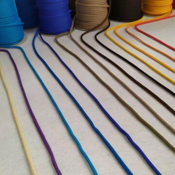 Zsinór – 5 mm, több színben