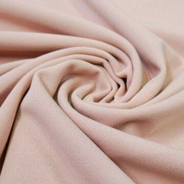 Scuba krepp – Púderrózsaszín színben