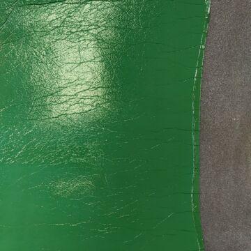 Neoprén  – Zöld PVC és fekete scuba rétegekkel