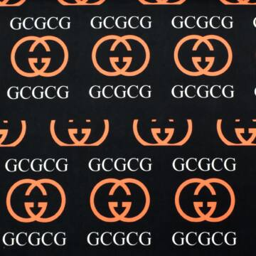 Barbi Crepe – Gucci feliratos mintával