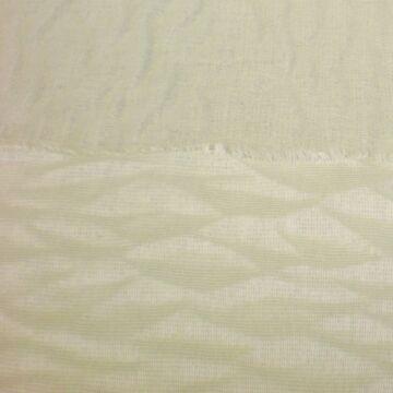 Közbélés – Bevasalható fehér színben