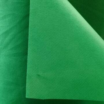 Nemszőtt textília – Szájmaszk anyag zöld színben, 60gr/m2
