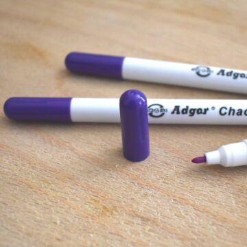 Illanó jelölőfilc – Levegőre illanó, lila színben