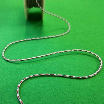 Trikolor zsinór – Nemzeti, hitelesítő zsinór, 1mm