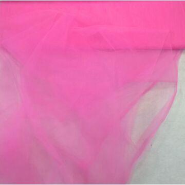 Lágy tüll – Rózsaszín színben, extra széles