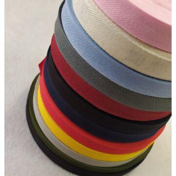 Danubia szalag - Több színben, 13mm