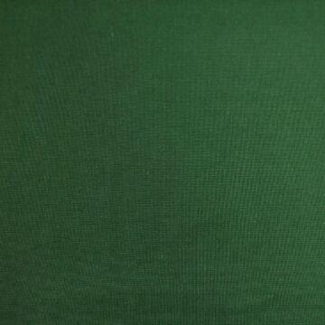 Pamutvászon – Sötétzöld színű üni