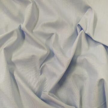 Pamutvászon – Halvány babakék színű üni