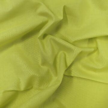 Pamutvászon – Világos kivizöld színű üni