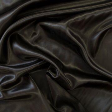 Dekor szatén – Fekete színű üni