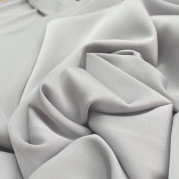 Selyem – Armani selyem, halvány szürke színben