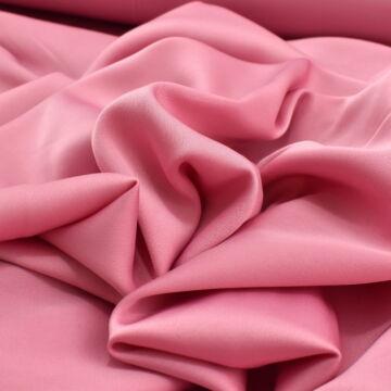 Selyem – Armani selyem, sötét púder rózsaszín színben