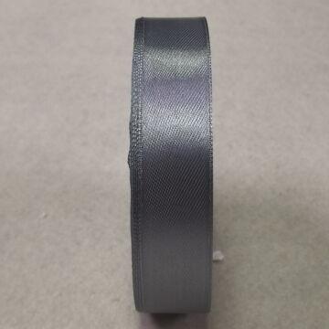 Szatén szalag – Középszürke színben, 2cm