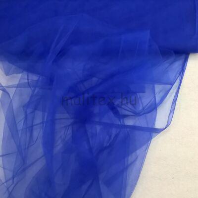 Lágy tüll – Kék színben, extra széles