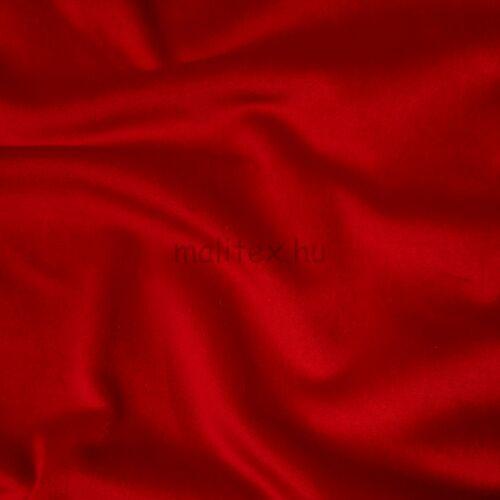 Francia bársony, Tükörbársony – Piros színben