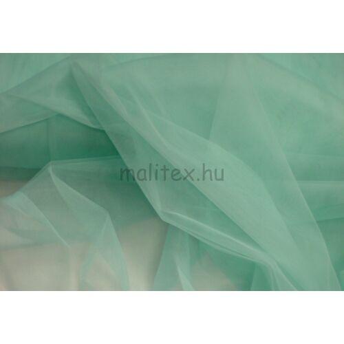 cfdc08672f Lágy tüll – Menta zöld színben, extra széles