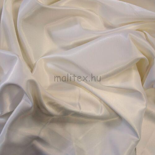 Princess szatén –  Krém színű üni, elasztikus