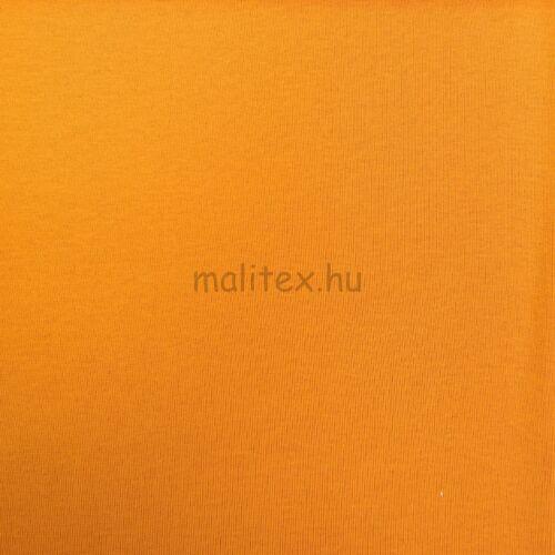 Passzé anyag – Körkötött, narancssárga színben