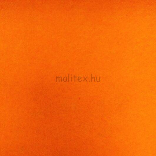 Dekorfilc – Narancssárga színben