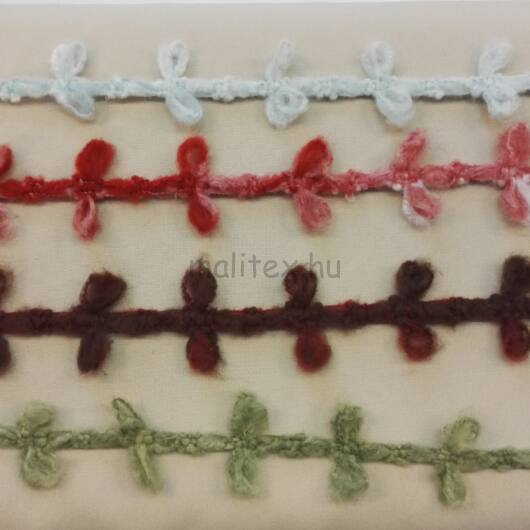 Dísz szalag – Masni mintával, négy színben