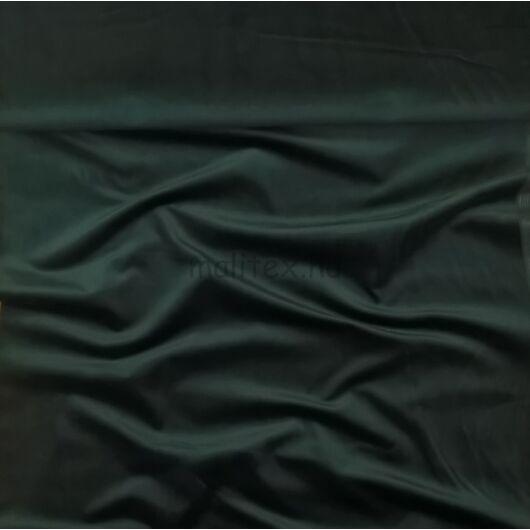 Francia bársony, Tükörbársony – Sötétzöld színben