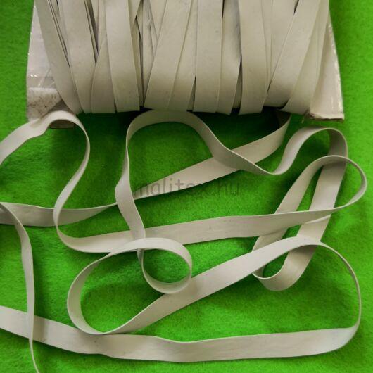 Gumiszalag – Nyers gumi (fürdőruha gumi), 8mm