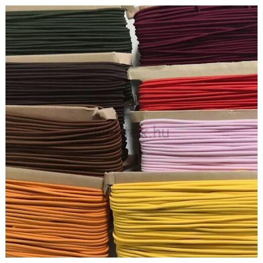 Kalapgumi – Hengeres kalapgumi 8 színben, 3mm