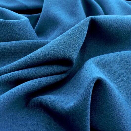 Scuba Crepe (MOSS) – Acélkék színben