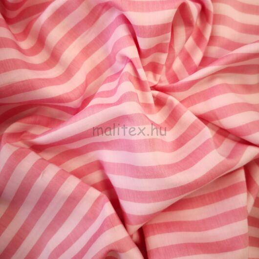 Batiszt – Elasztikus, rózsaszín és halvány rózsaszín csíkokkal