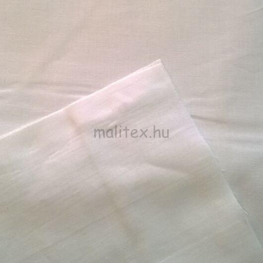 Lepedővászon – Fehér színben, 240cm