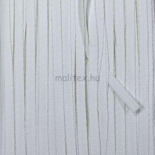 Babapertli – Fehér színben, 6mm