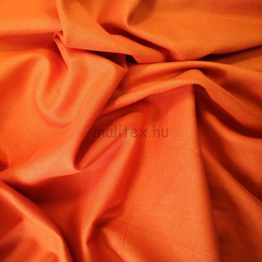 Pamutvászon – Narancssárga színű üni