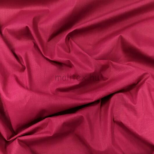 Pamutvászon – Magenta színű üni