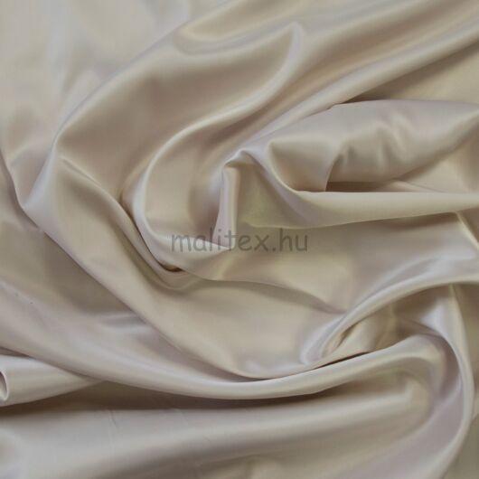 Princess szatén –  Világos bézs színű üni, elasztikus
