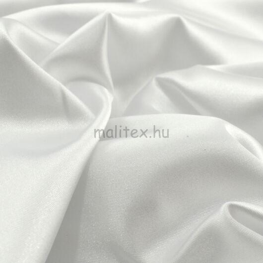 Blúz szatén –  Fehér színű üni