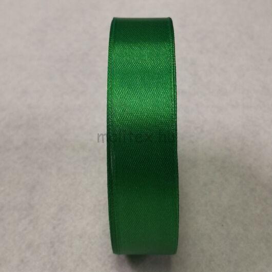 Szatén szalag – Zöld színben, 2cm