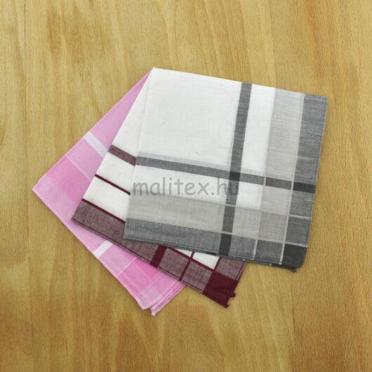 Textil zsebkendő – Kis méretű, 3db-os
