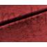 Kép 3/5 - Plüss velúr – Bordó színű üni