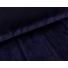 Kép 3/5 - Elasztikus plüss – Sötétkék színű üni