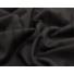 Kép 4/5 - Viszkóz szövet – Fekete színben