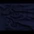 Kép 4/6 - Dupla géz anyag – Sötétkék színű üni