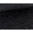 Kép 3/4 - Műszőrme – Fekete színben, hullám mintával