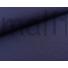 Kép 3/5 - Kötött kelme – Steppelt virág mintával, sötétkék