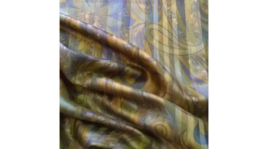 Pamut szatén – Török stílusú mintával 2778a32341