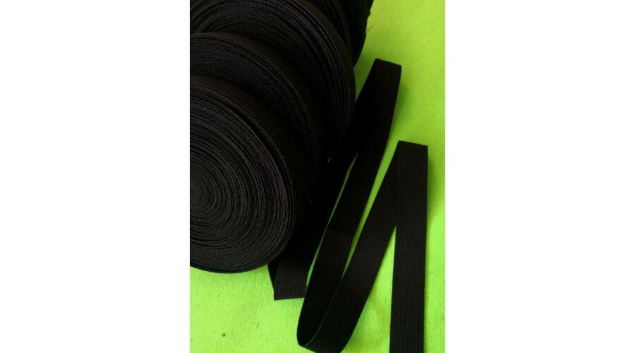 Gumiszalag – Nadrág gumipertli fekete színben c5b61a62ec