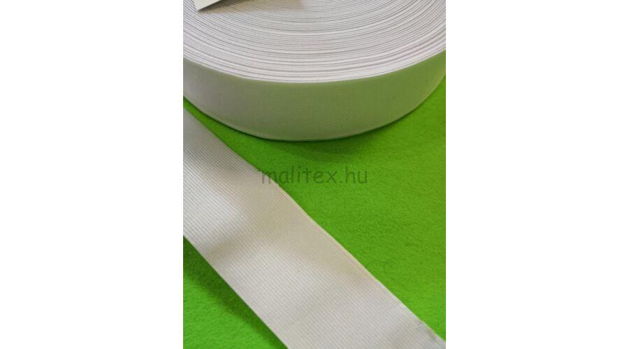 Gumiszalag – Nadrág gumipertli fehér színben 1441dfab4d